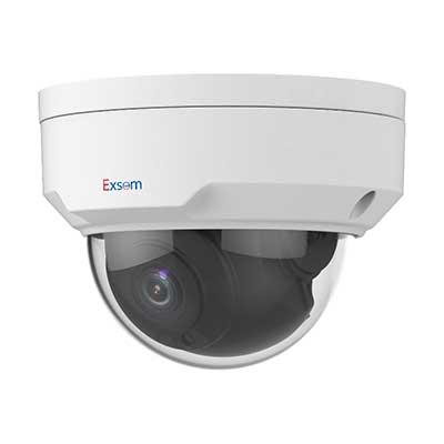 دوربین مداربس ته تحت شبکه اکسوم مدل EIPC-D234AL