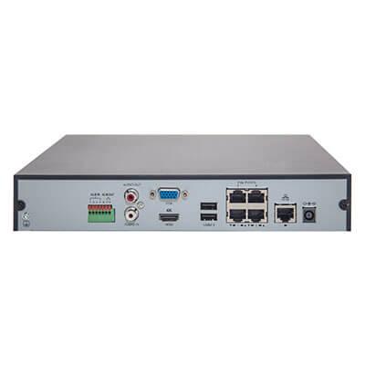 ضبط کننده ویدیویی اکسوم مدل ENVR-314B-4P-1